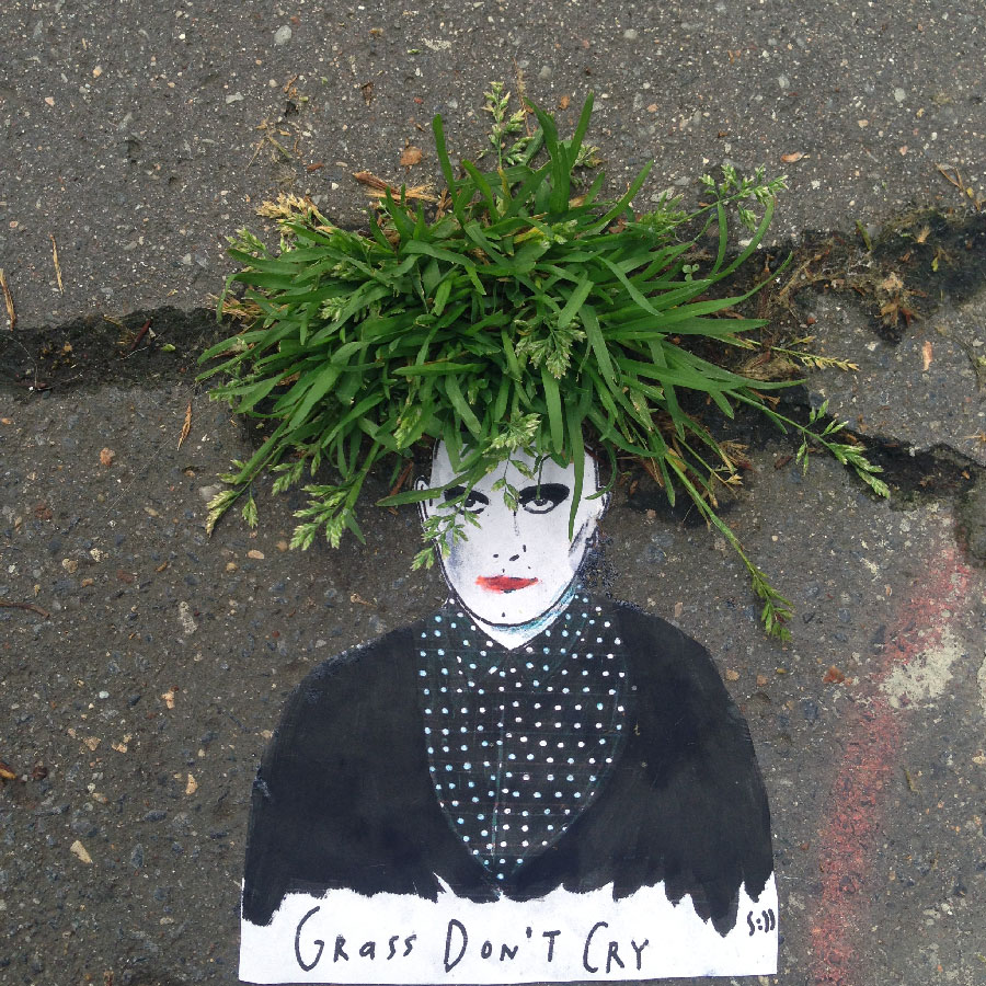 sandrine estrade boulet - Grass-don't-cry-sandrineestradeboulet
