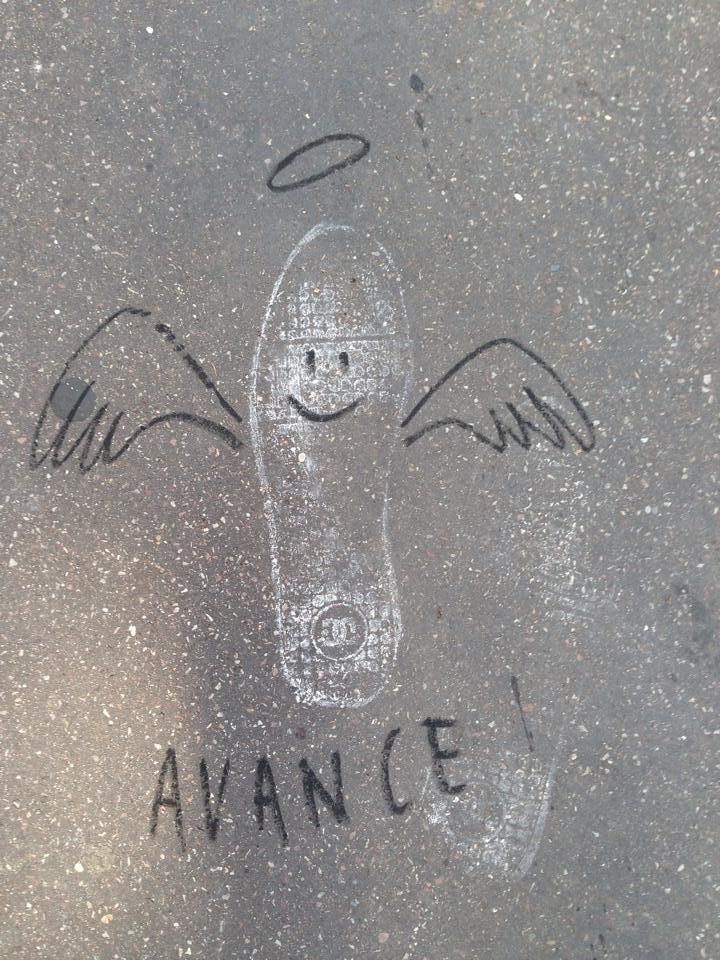 sandrine estrade boulet - Sandrine boulet street drawing