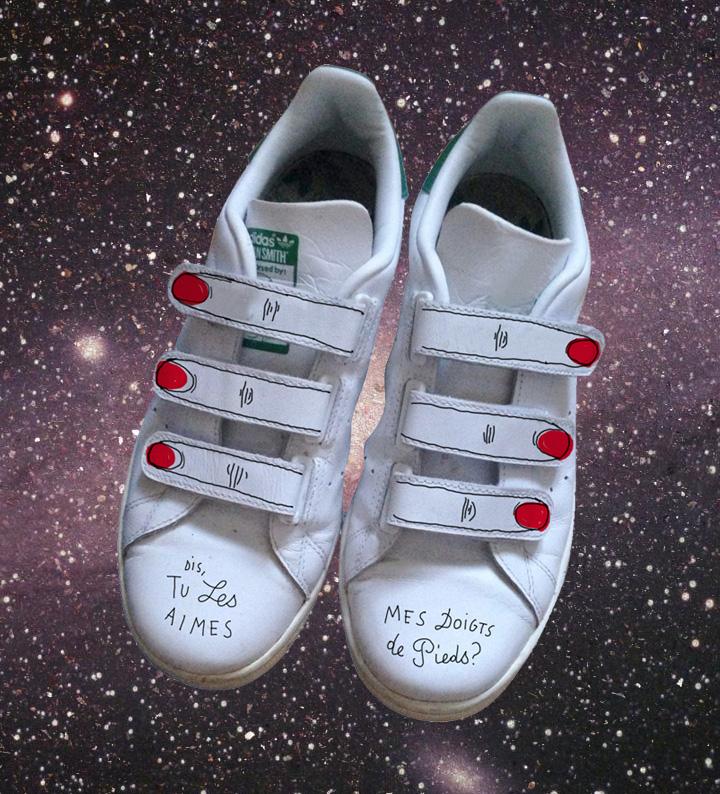 sandrine estrade boulet - Shoes 1