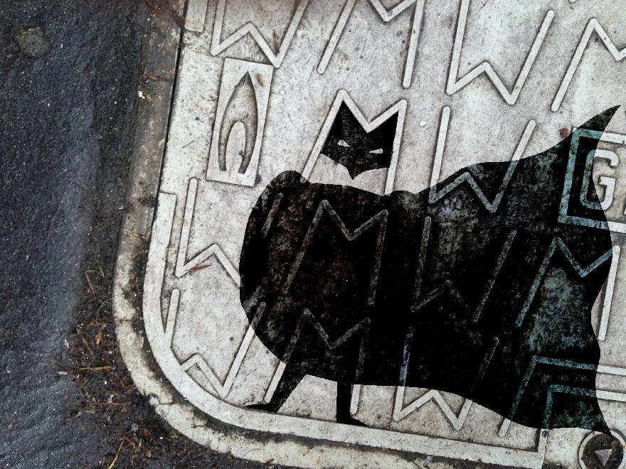 sandrine estrade boulet - Urban-batman-sandrinebouelt
