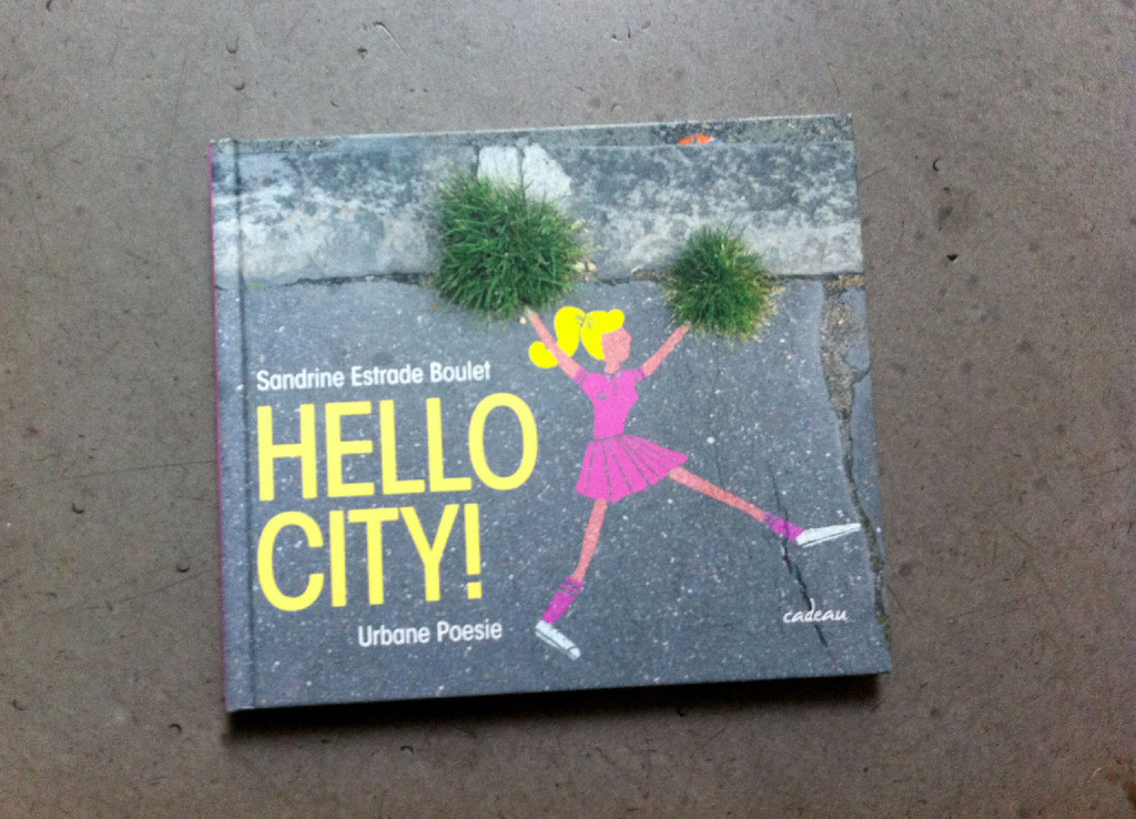 sandrine estrade boulet - cover-hello-city-book-sandrineboulet