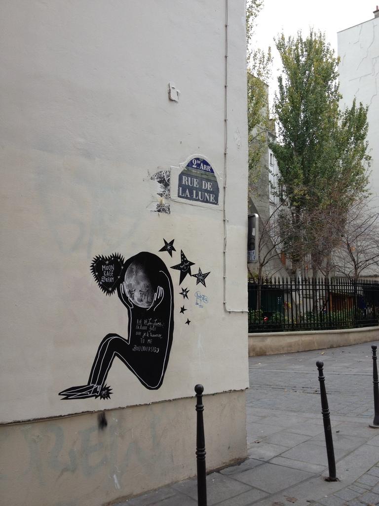 sandrine estrade boulet - rue de lune-collage-2014
