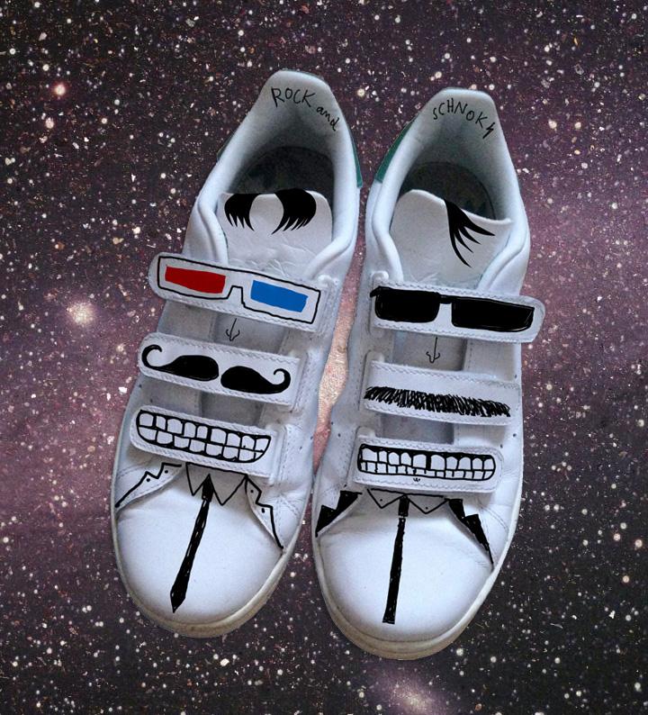 sandrine estrade boulet - shoes 2