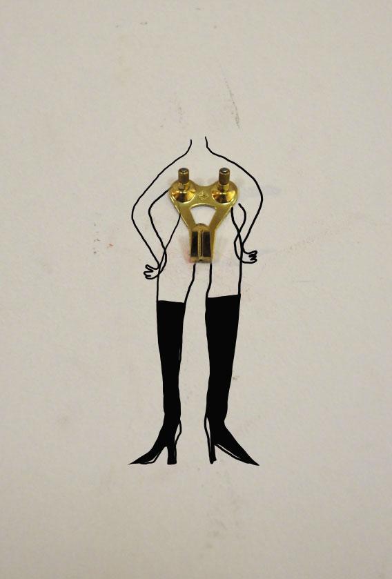 sandrine estrade boulet - the-hooker--l'accrocheuse-sandrineboulet