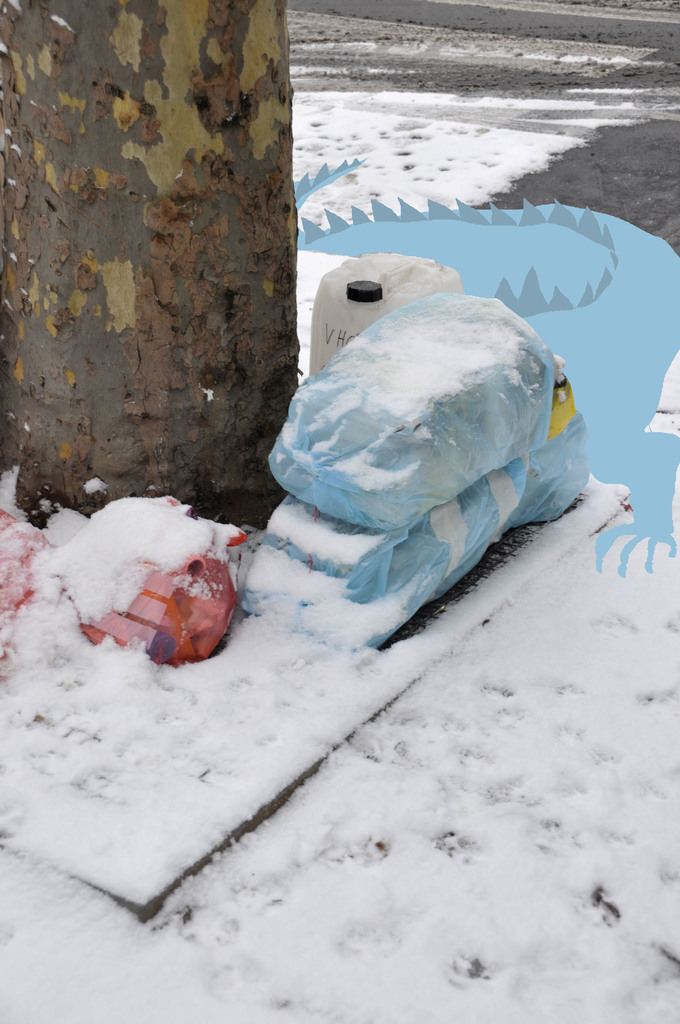 sandrine estrade boulet - le crocodile bleu