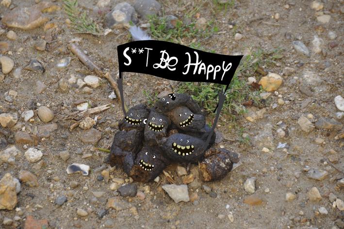 sandrine estrade boulet - shit be happy-sandrineboulet