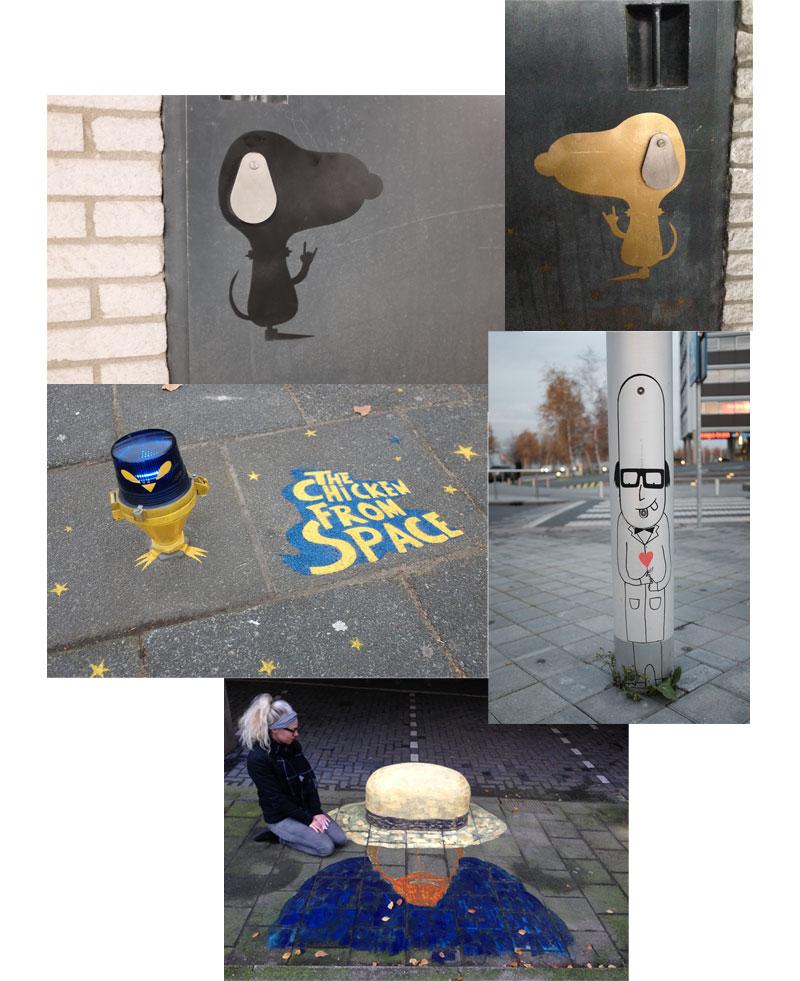 sandrine estrade boulet - SAMA-sandrine-boulet-street-art