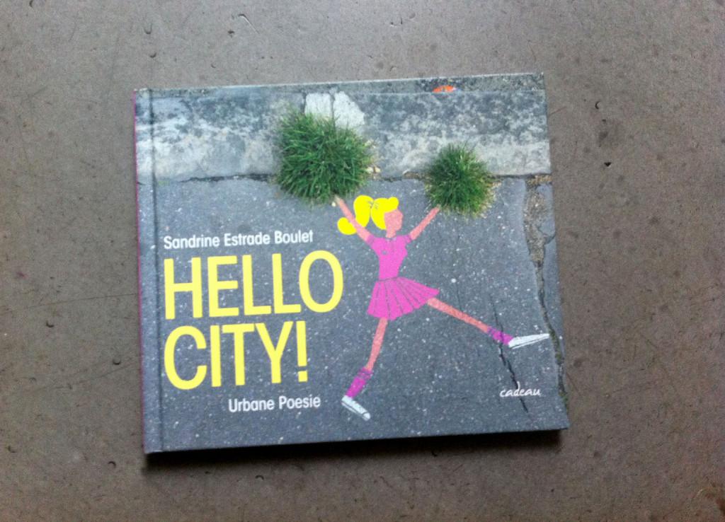 sandrine estrade boulet - cover-hello-city-book-sandrineboulet