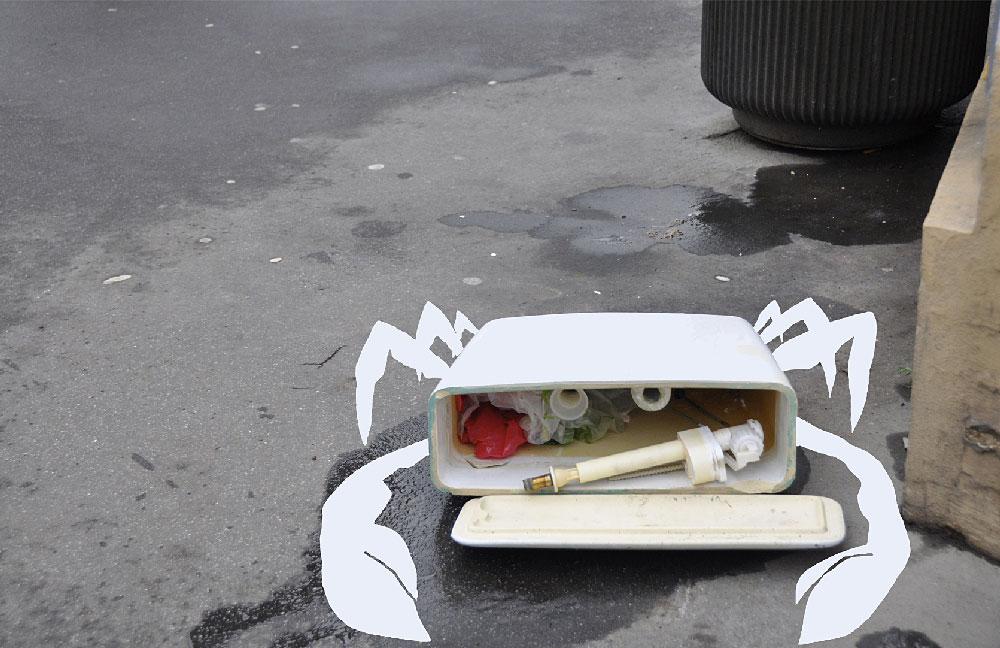 sandrine estrade boulet - le-crabe-de-ville-sandrineboulet