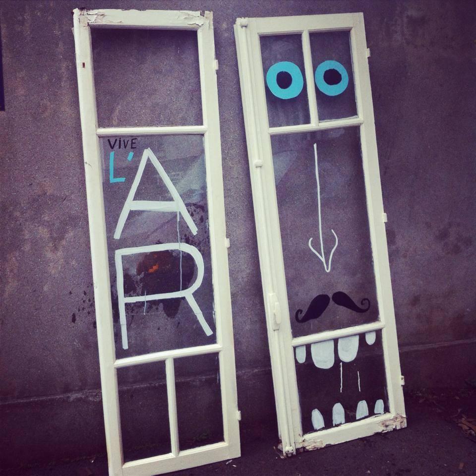 sandrine estrade boulet - sandrine boulet street art
