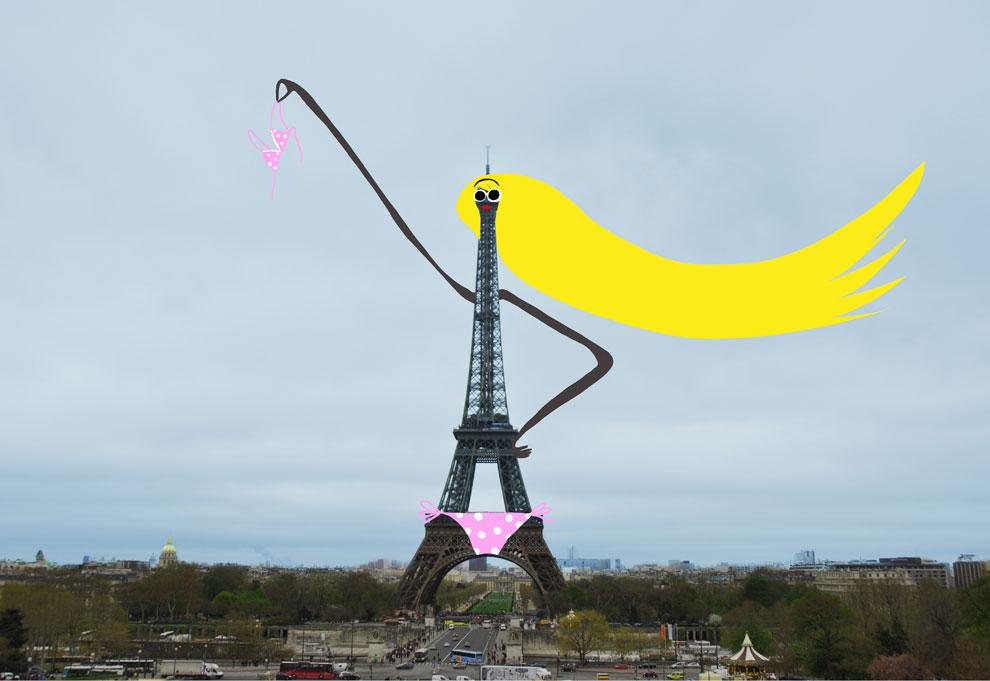 sandrine estrade boulet - La-Parisienn-libre-sandrine-estrade-boulet